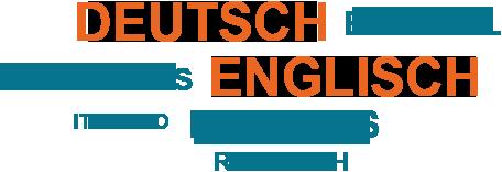 Sprachen bei DESK