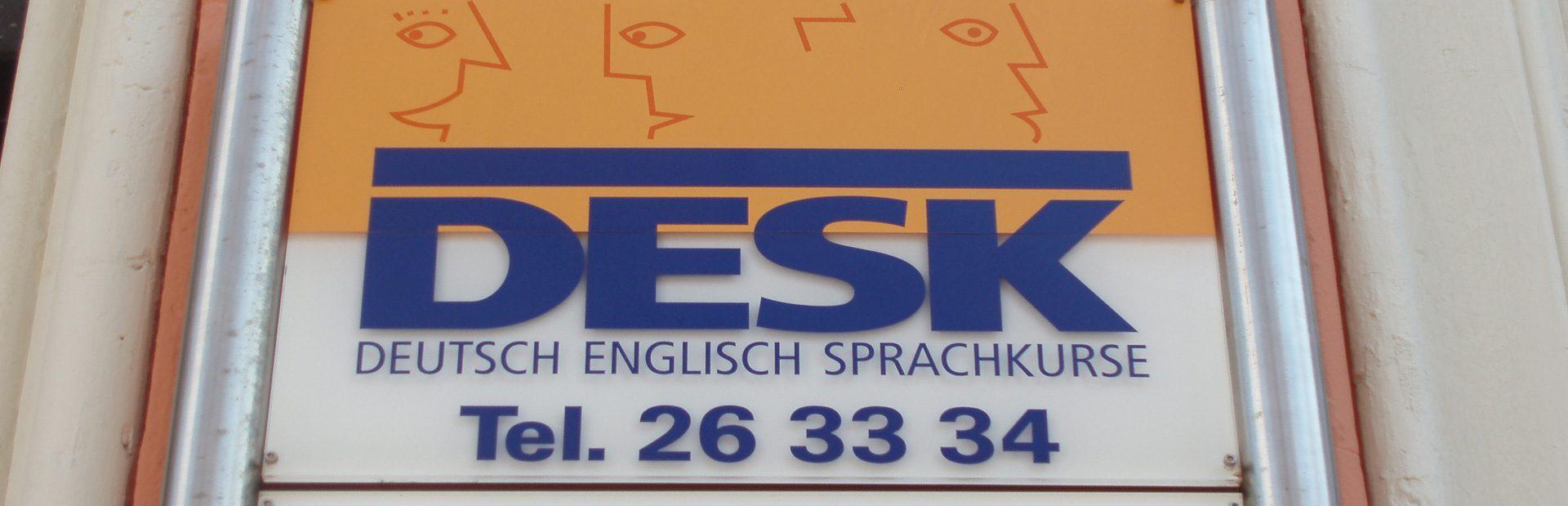 DESK Sprachkurse in München und Herrsching, Deutschkurse, Englischkurse